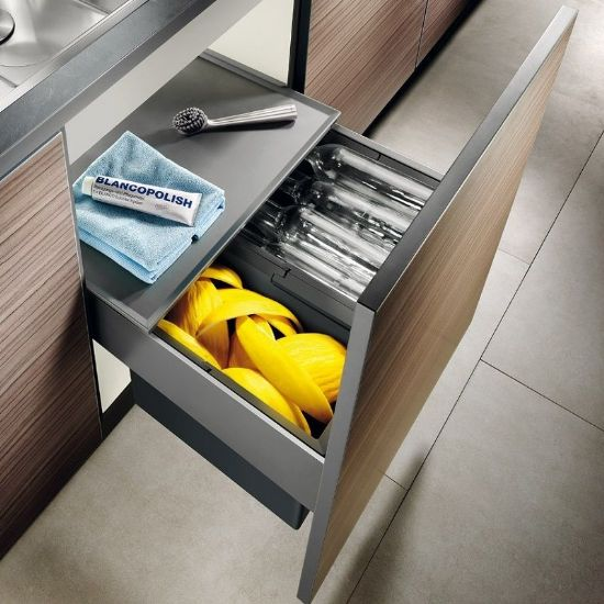 Blanco In Cabinet Waste Holders